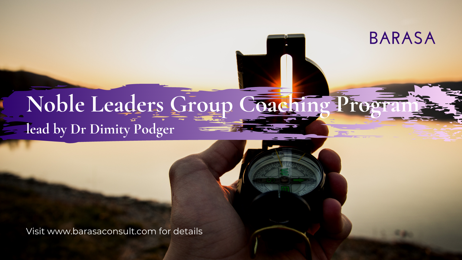 Noble leadership group coaching program